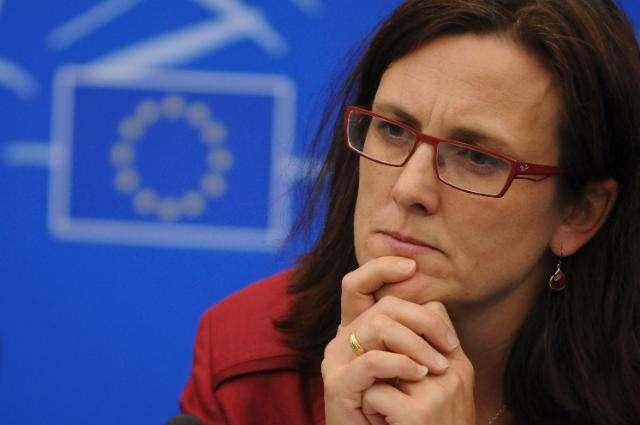 Cecilia Malmström - Credit © European Union, 2014