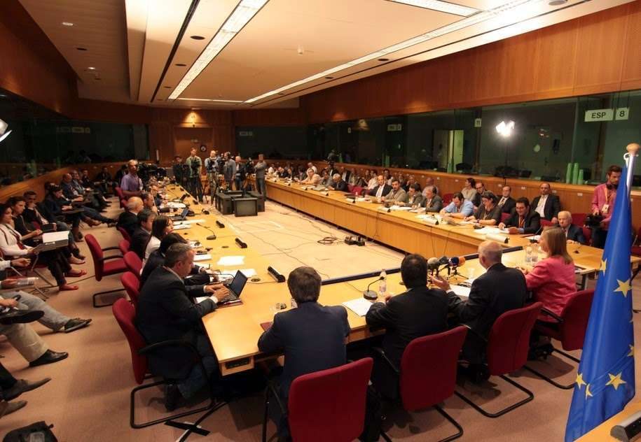 Consiglio dell'Unione europea - Author: Πρωθυπουργός της Ελλάδας / photo on flickr