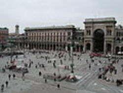 Piazza Duomo by Paolo da Reggio