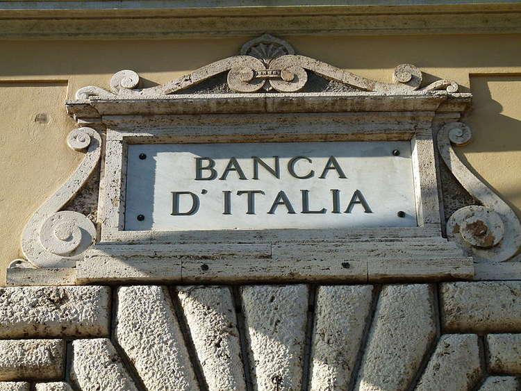 Banca d'Italia - Author: Dawid Skalec