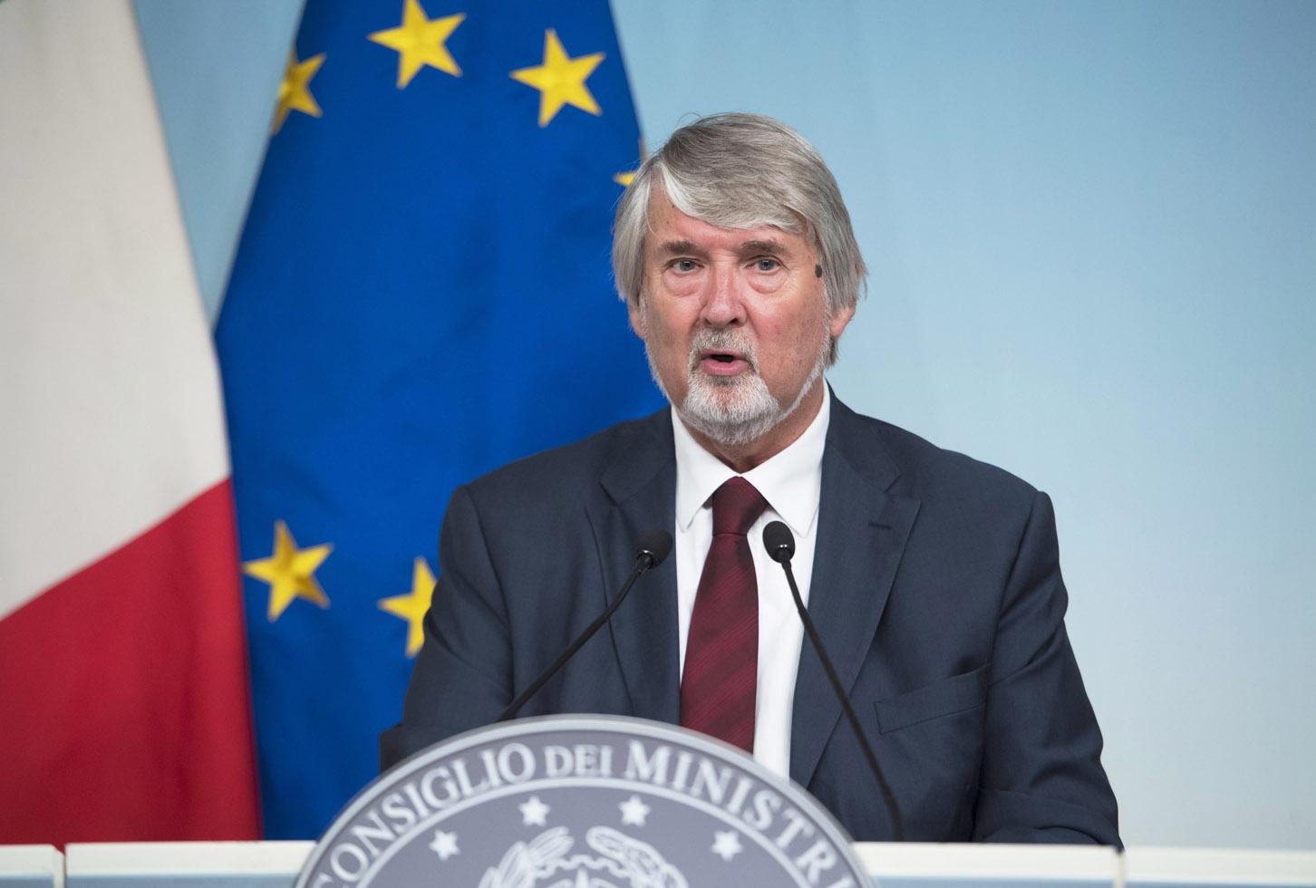 Giuliano Poletti - fonte: Governo