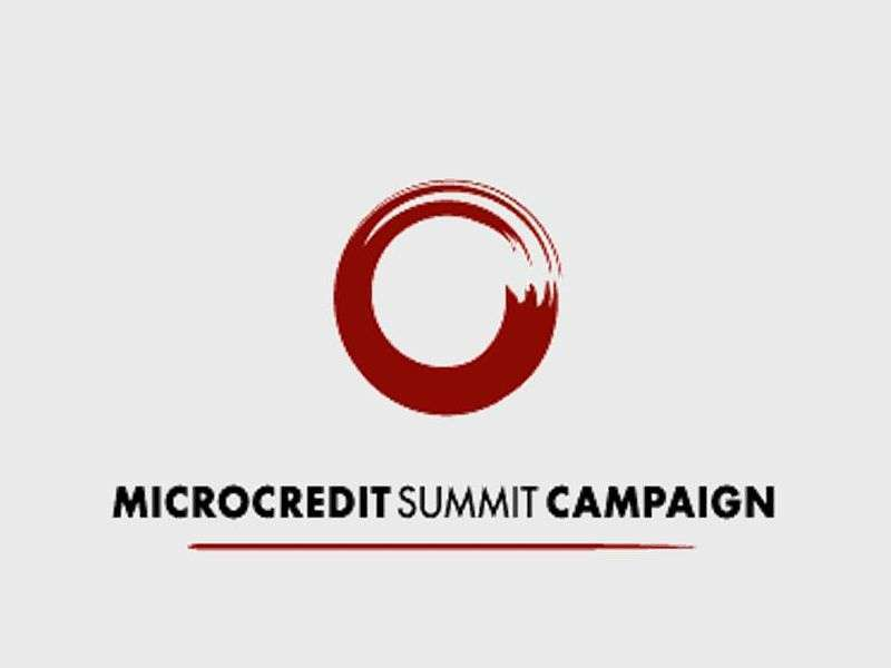 Logo Microcredit Summit Campaign