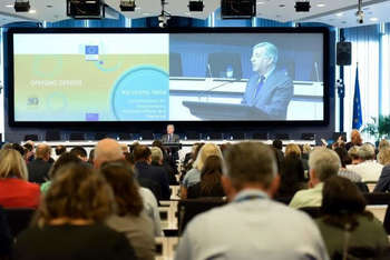 Conference on cohesion policy - © European Union, 2018/Photo: Jennifer Jacquemart