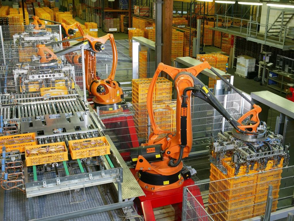 Contratti di sviluppo - photo credit: KUKA Roboter GmbH