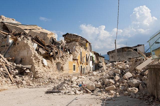 Ricostruzione Sisma Centro Italia