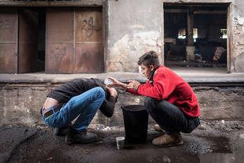Rifugiati Italia - Photo by Frode Bjorshol on Trendhype / CC BY