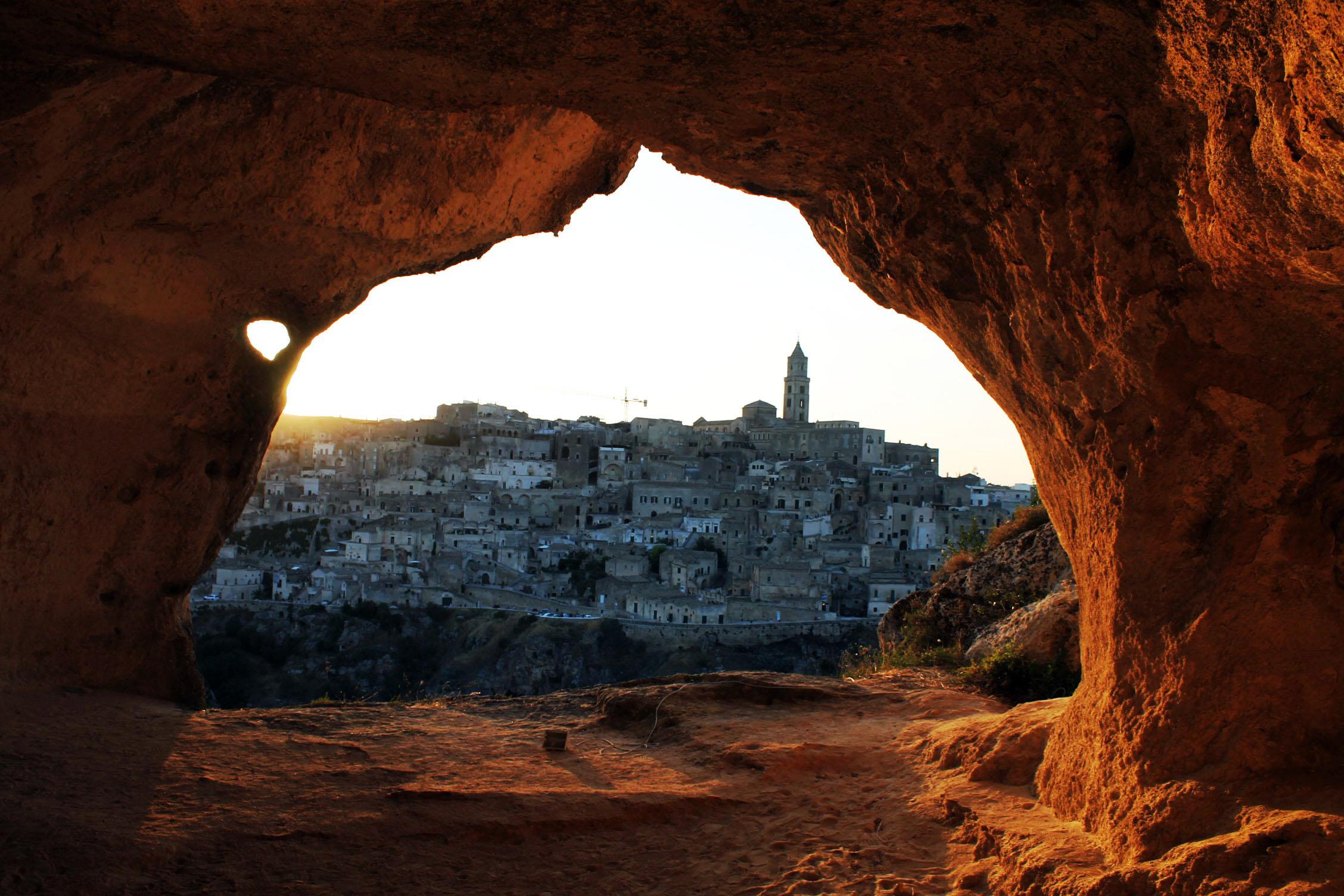 Cave Matera - photo credit: Maryn ve