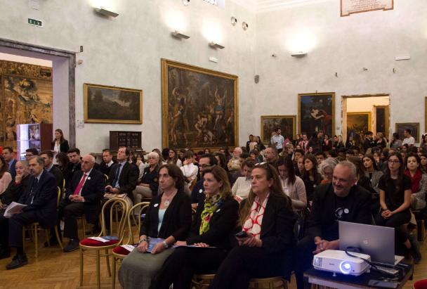 Photo credit: Festival della Diplomazia