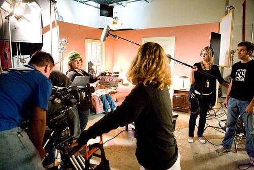 Tax credit cinema - photo credit: Vancouver Film School