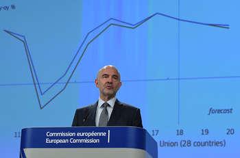 Previsioni economiche autinno - Photo credit: © European Union , 2018 / Photo: Mauro Bottaro