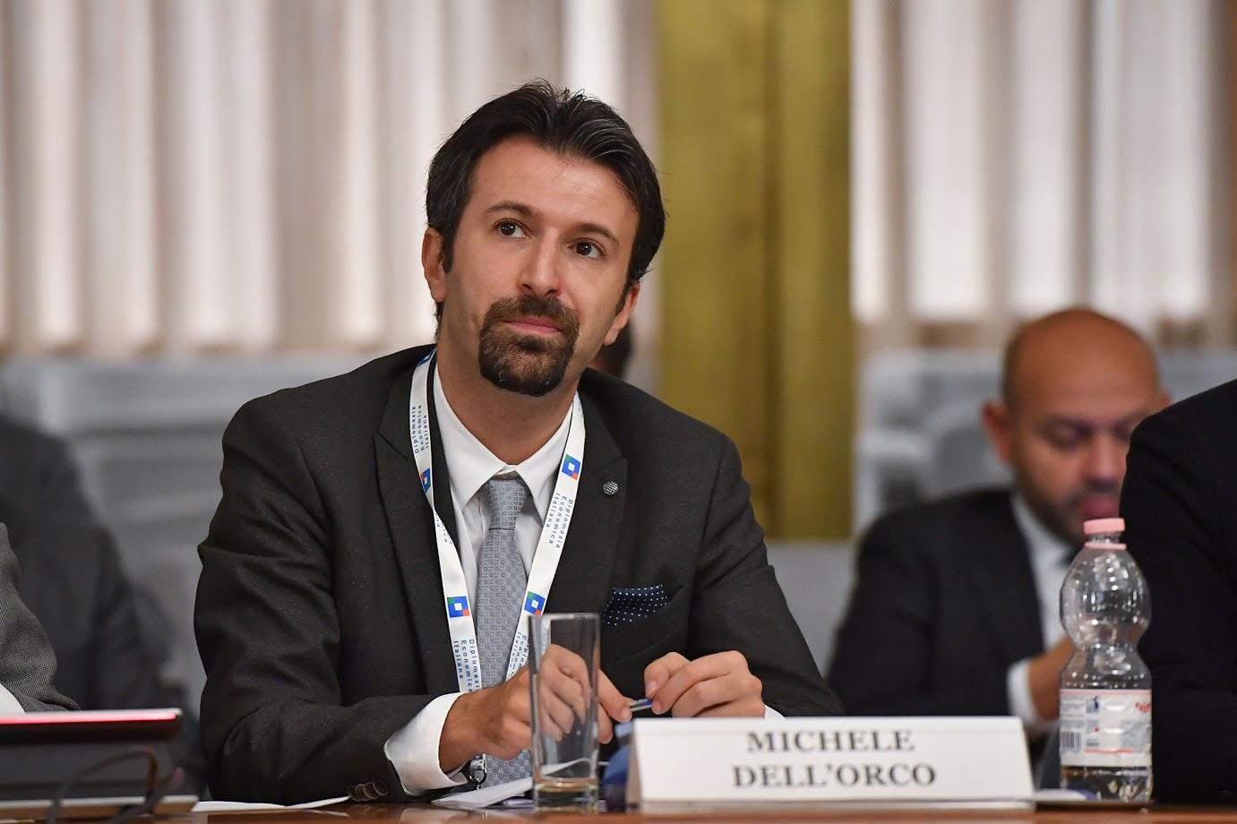 Michele Dell'Orco - Foto da pagina Facebook Michele Dell'Orco