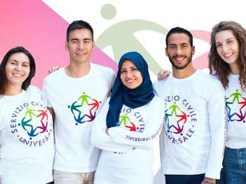 Servizio civile universale - Photo credit: Dipartimento Gioventù e Servizio civile