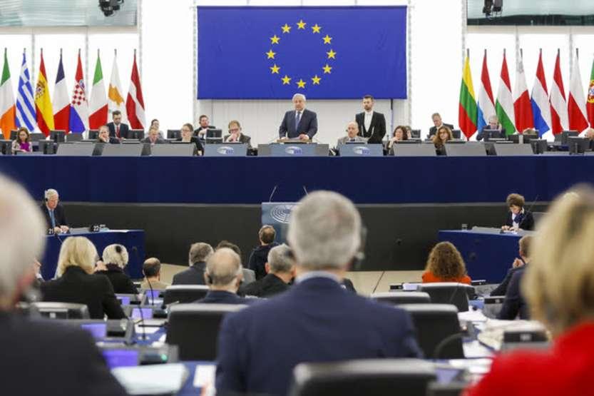Plenaria - Photo credit: DAINA LE LARDIC © European Union 2019 - Source: EP
