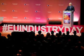 EU Industry Days - Photo credit: © European Union, 2019 / Source: EC - Audiovisual Service / Photo: Etienne Ansotte