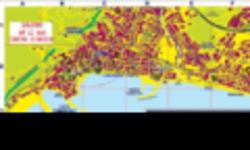 Mappa di Salerno