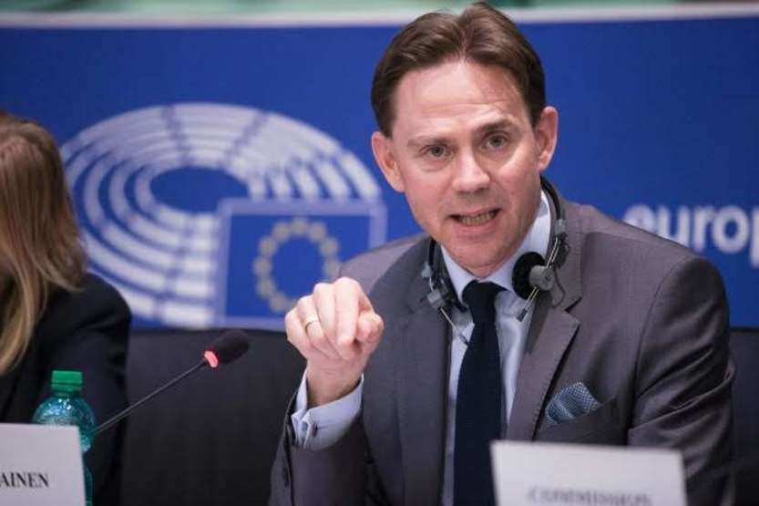 Katainen - © European Union, 2019/Source: EC - Audiovisual Service