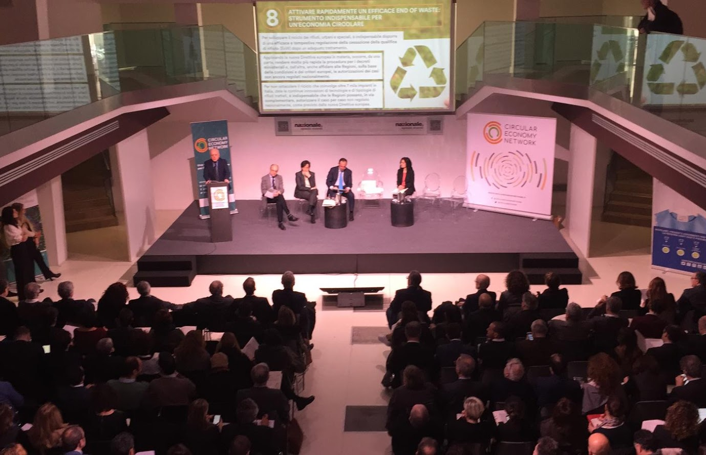Economia circolare - Photo credit: Circular Economy Network