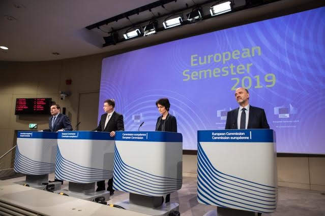 Country report Italia - Photo credit: © European Union, 2019/Source: EC - Audiovisual Service/Photo: Lukasz Kobus