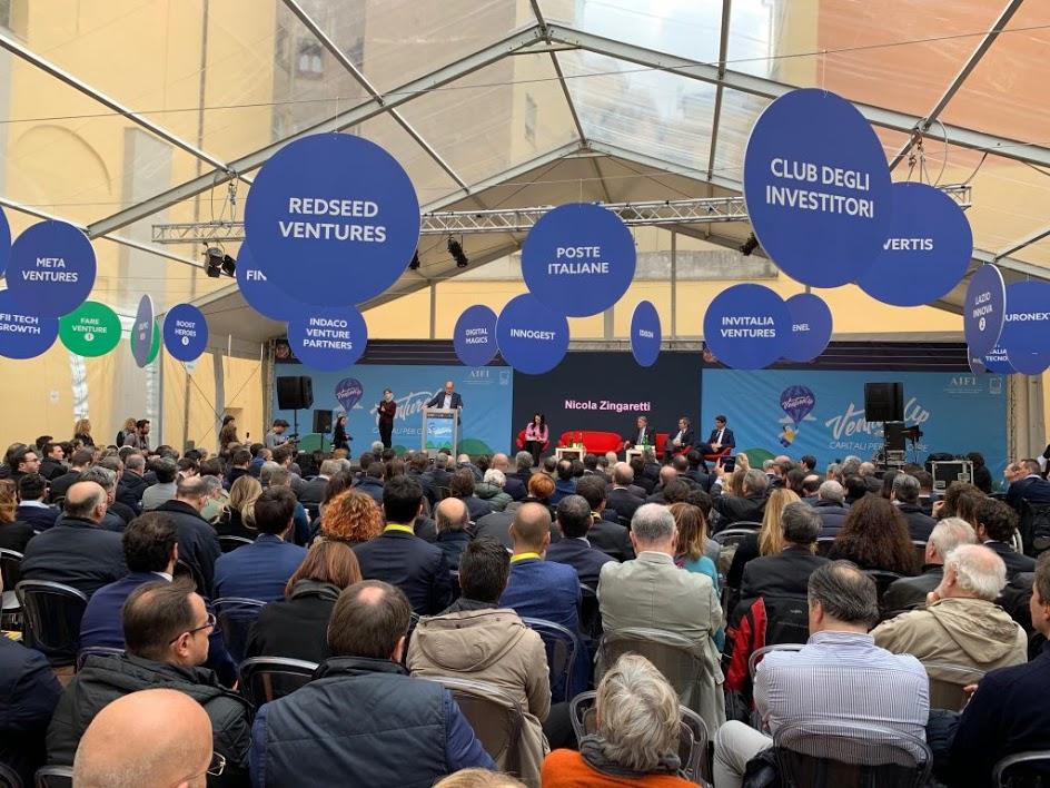 VentureUp - foto di Lazio Innova