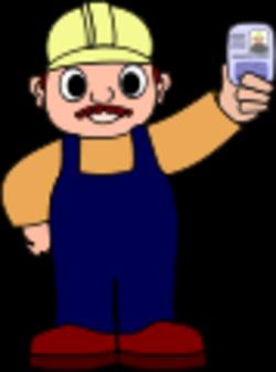 Lavoratore - immagine di Wilfredor