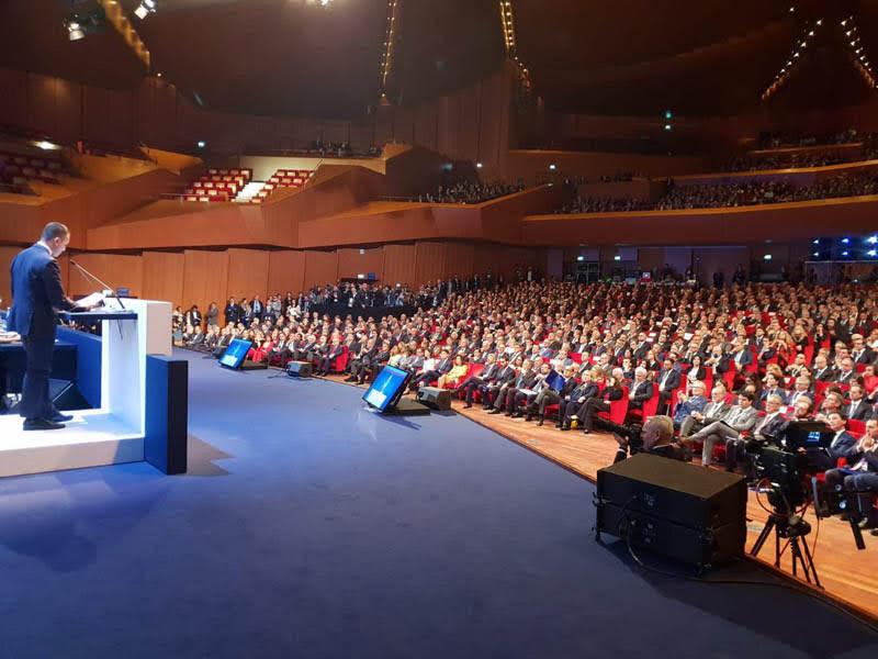 Assemblea Confindustria - photo credit: Ministero Sviluppo economico