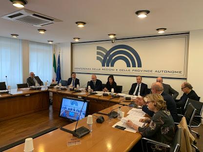 Photo credit: Conferenza delle Regioni e delle Province autonome