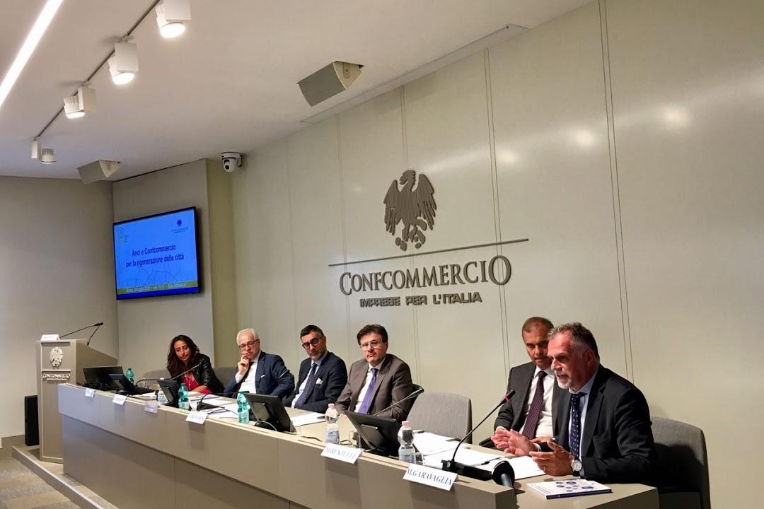 Convegno Confcommercio-ANCI 24 luglio 2019 Roma - photo credit Confcommercio