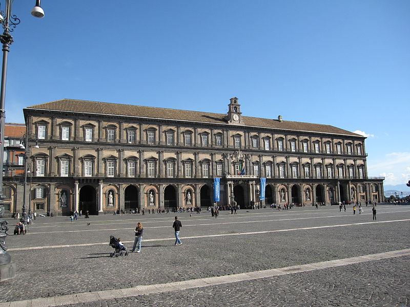 Gara Invitalia Palazzo Reale: photocredit Armando Mancini - Wikipedia