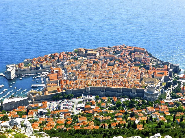 Macroregione Adriatico Ionica - Photo credit: Foto di Siggy Nowak da Pixabay