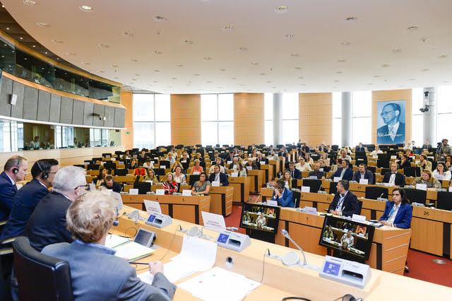 Parlamento UE - Photo credit: Melanie Wenger © European Union 2019 - Source: EP
