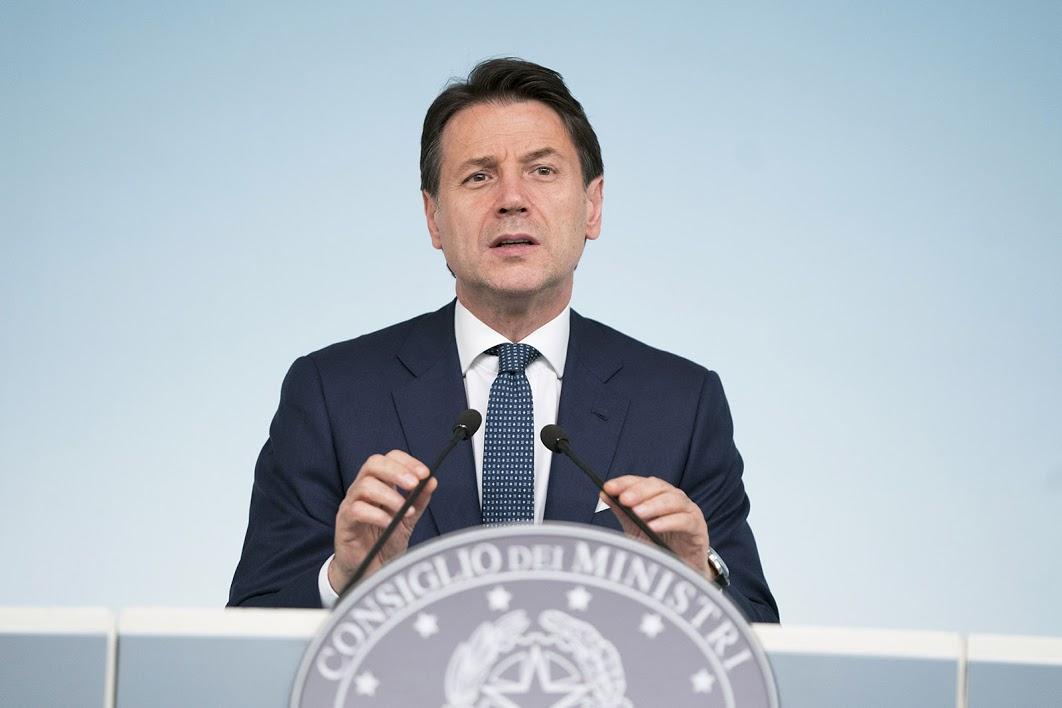 Giuseppe Conte - foto di Governo