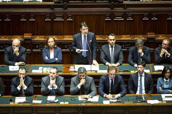 Governo Conte bis - Photo credit: Governo