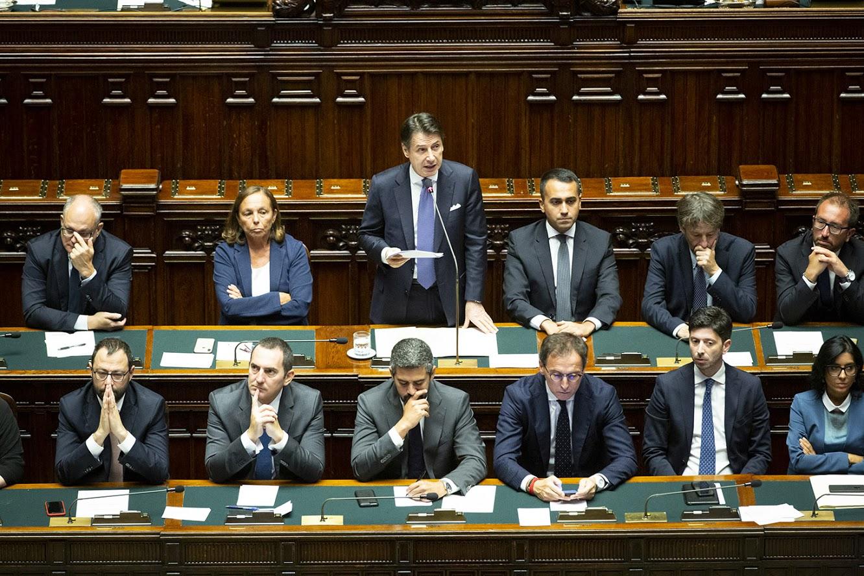 Governo Conte bis - Photo credit: Governo