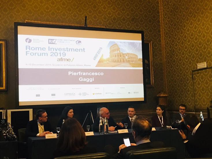 Rome Investment Forum 2019