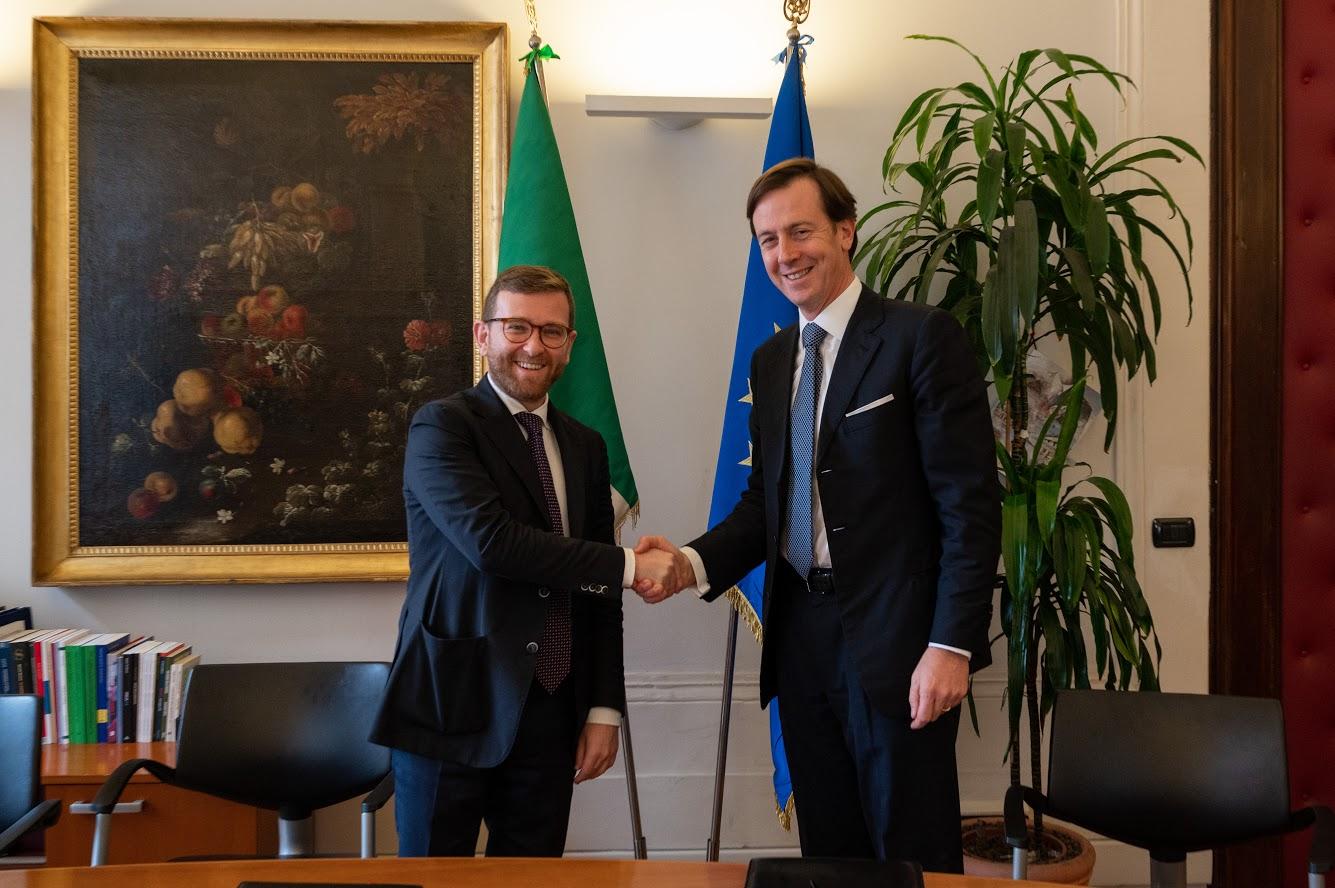 Accordo per la crescita sostenibile del Mezzogiorno - Photocredit: ministero per il Sud