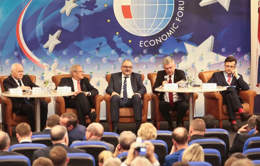 Congresso UE enti locali - photo credit: Economic Forum