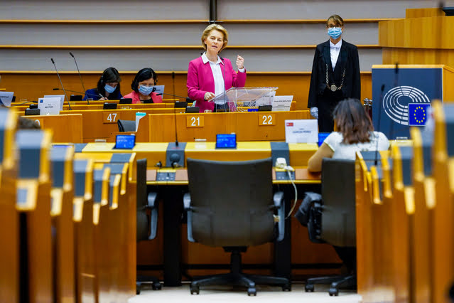 Ursula Von der Leyen - Copyright European Union
