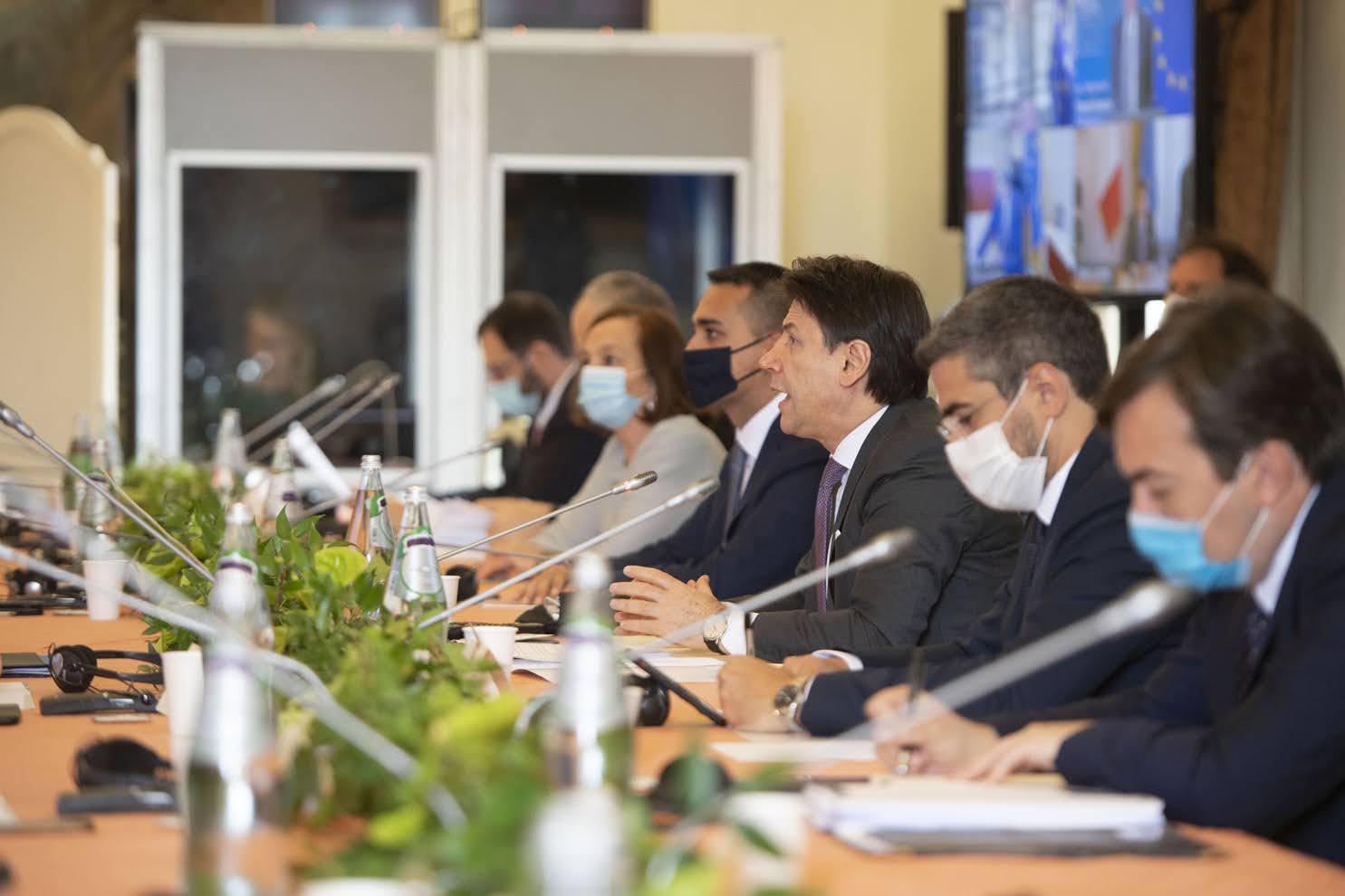 Stati generali economia - photo credit Presidenza Consiglio dei Ministri