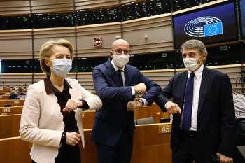 Consiglio europeo - Copyright: European Union, 2020