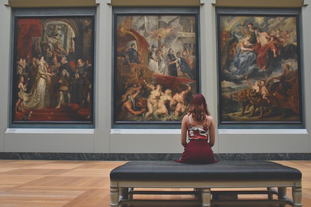 Dl Rilancio: contributi mostre d'arte