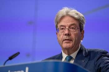 Paolo Gentiloni - European Union, 2020 - Source: EC - Audiovisual Service - Photographer: Xavier Lejeune