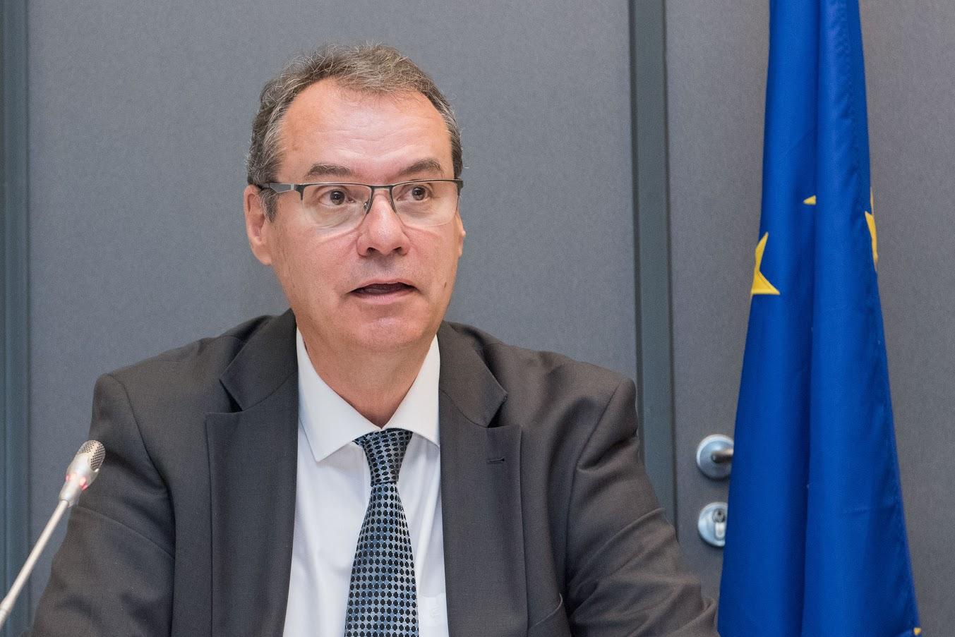 Ville Itälä - Photo credit: European Union 2020, Photographer: Basia Pawlik