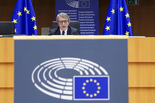 Parlamento europeo - Photographer: Philippe Buissin © European Union 2020 - Source: EP