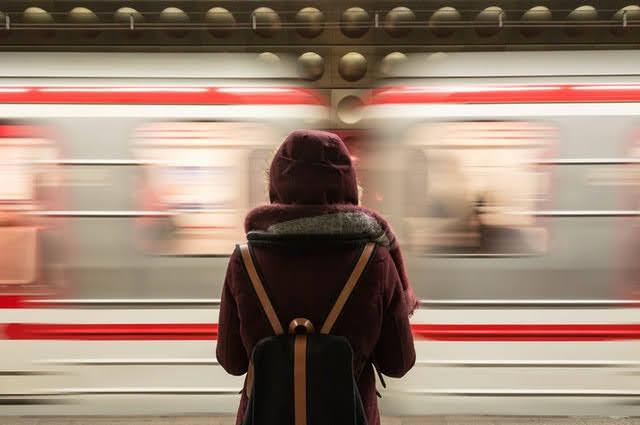 Diritti passeggeri - Foto di Fabrizio Verrecchia da Pexels