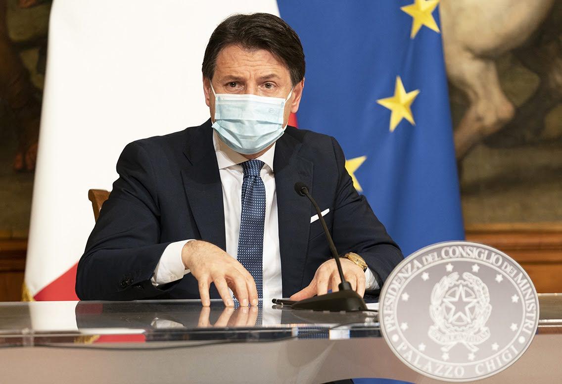 Conte - Photo credit: Palazzo Chigi