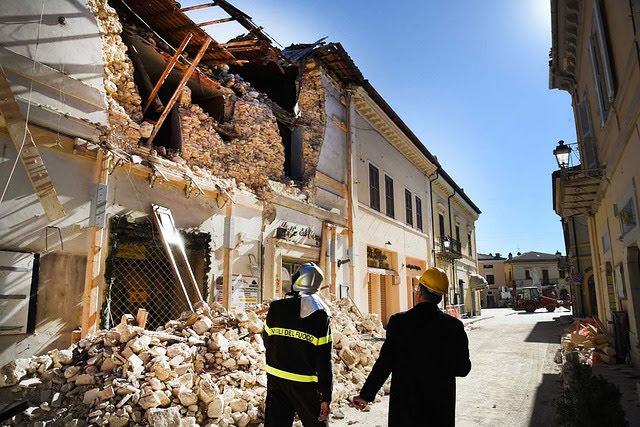 Ordinanza 111-2020 sisma