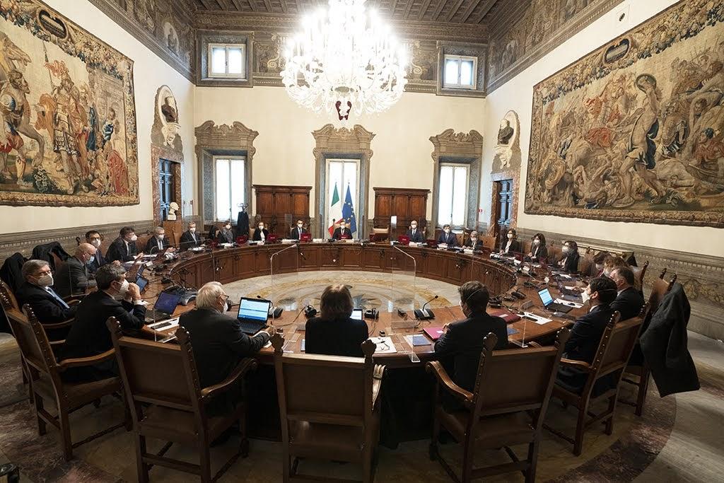 Governo Draghi - Photocredit: Governo