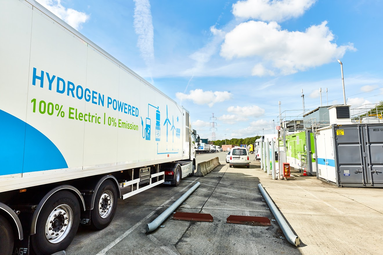 Idrogeno - Photocredit: European Union, 2020 Source: EC - Audiovisual Service