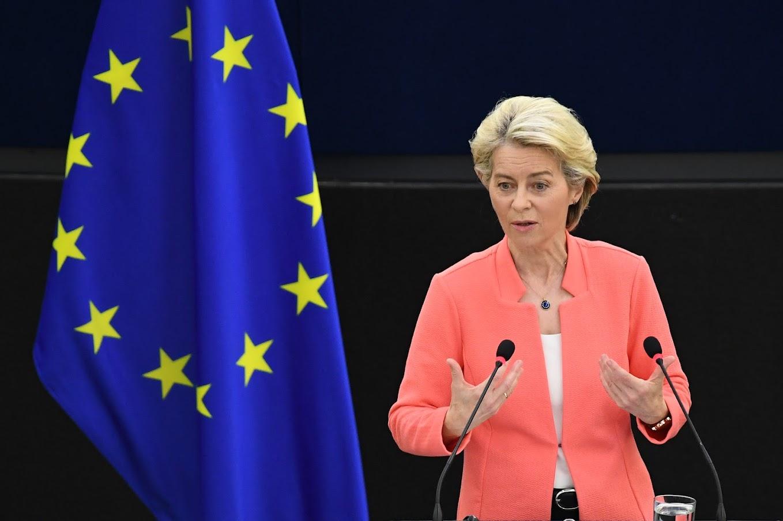 Ursula Von der Leyen - Copyright: European Union, 2021 - Source: EC - Audiovisual Service