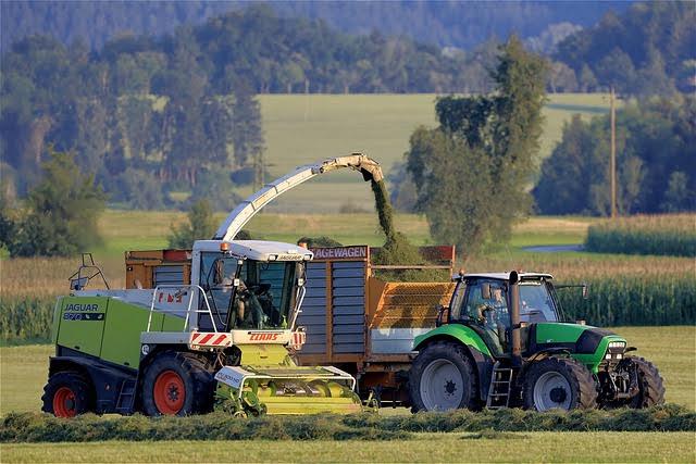 Agricoltura - Photo credit: Foto di Franz W. da Pixabay